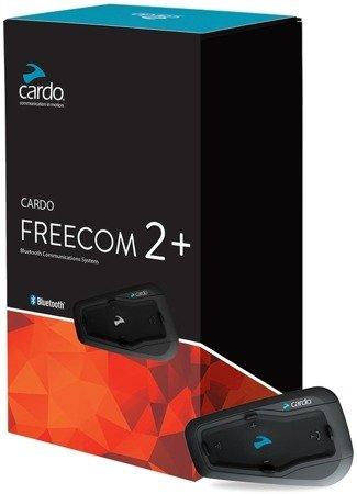 Interkom CARDO Freecom 2+ na 1 kask
