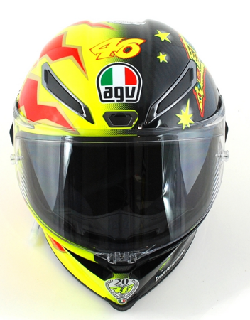 Kask AGV Pista GP R Rossi 20 YEARS