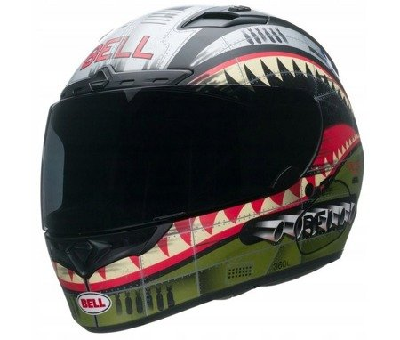 Kask BELL Qualifer DLX Devil May Care matt