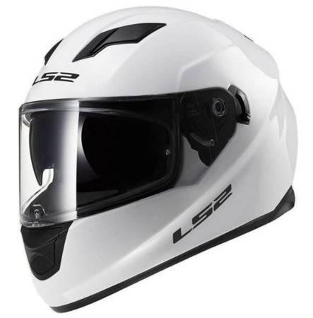 Kask LS2 FF320 Stream Evo white