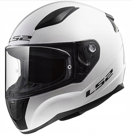 Kask LS2 FF353 Rapid Single white