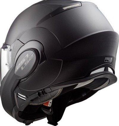 Kask LS2 FF399 Valiant Black Matt