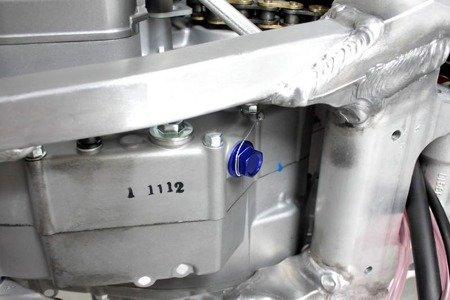 Korek spustowy oleju z magnesem ZETA Yamaha YZ WR 125 250 450 (1222)