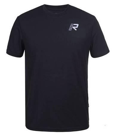 Koszulka termoaktywna T-shirt RUKKA black