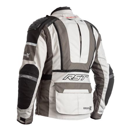 Kurtka RST Pro Series Adventure-X CE Grey/Silver