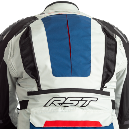 Kurtka RST Pro Series Adventure-X CE Ice/Blue/Red/Black