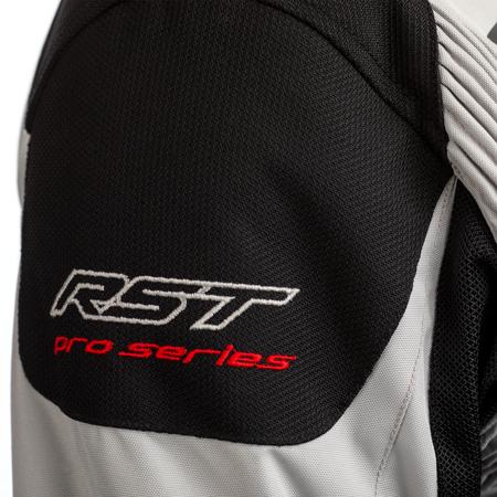 Kurtka RST Pro Series Ventilator-X CE Silver / Black