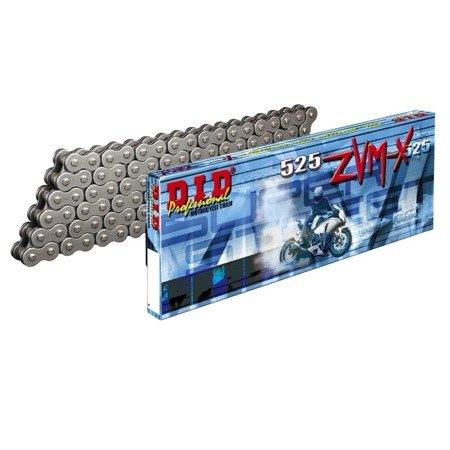 Łańcuch napędowy DID 525ZVMX 106 ogniw otwarty z zakuwką