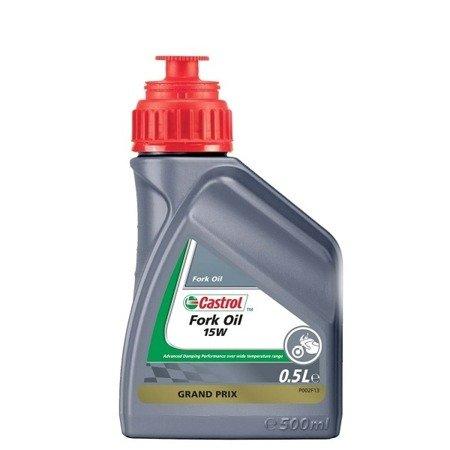 Olej CASTROL Fork Oil 15W 0,5L