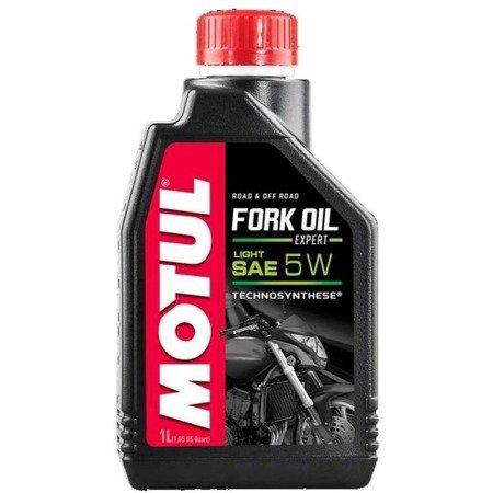 Olej MOTUL Fork Oil 5W 1L