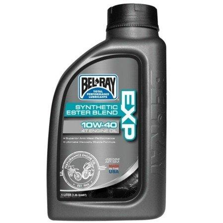 Olej silnikowy BEL RAY EXP 10W40 1L