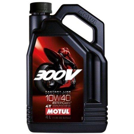 Olej silnikowy MOTUL 300V 10W40 4L