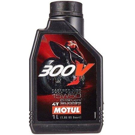 Olej silnikowy MOTUL 300V 15W50 1L