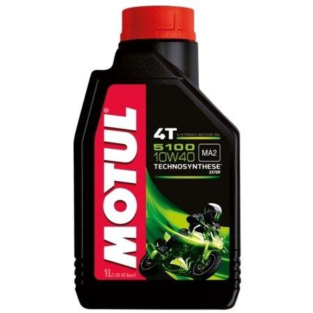 Olej silnikowy MOTUL 5100 10W40 1L