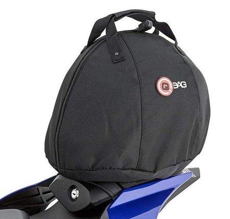 QBAG Helm Bag torba na kask na tył siedzenie 4L