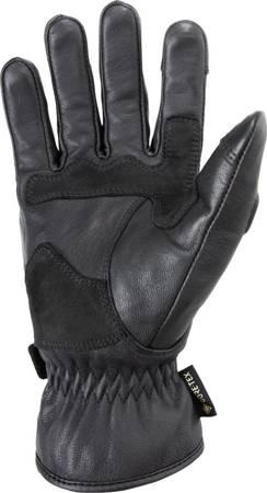 Rękawice RUKKA Bexhill czarne  [GORE-TEX]
