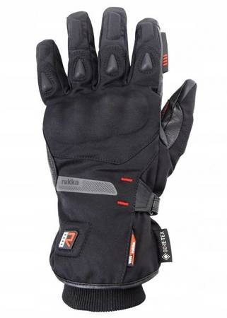Rękawice RUKKA THERMO G+ czarne  [GORE-TEX]
