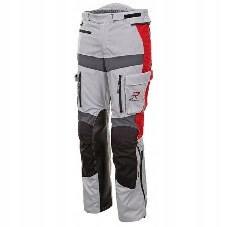 Spodnie RUKKA Offlane grey red GORE-TEX