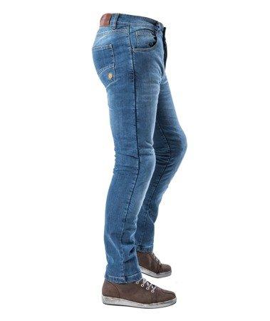 Spodnie męskie jeans CITY NOMAD John przedłużane