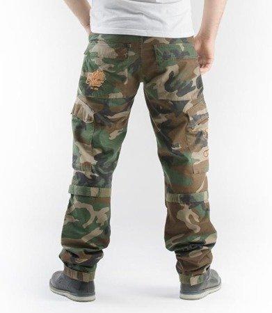 Spodnie męskie jeans MOTTOWEAR DPM