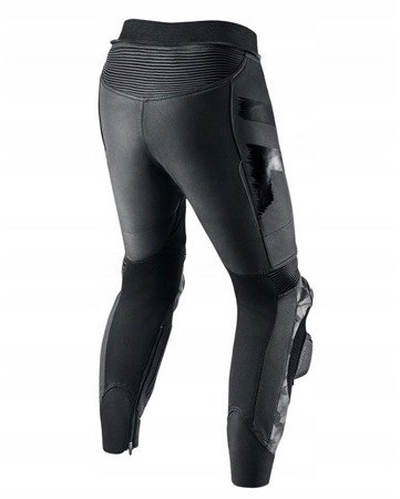 Spodnie skórzane REBELHORN Rebel black