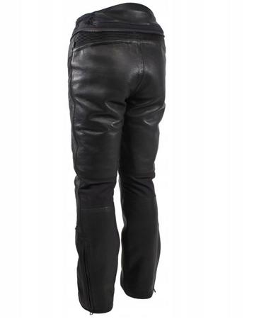 Spodnie skórzane RUKKA ARAMOS Corium + Platinium