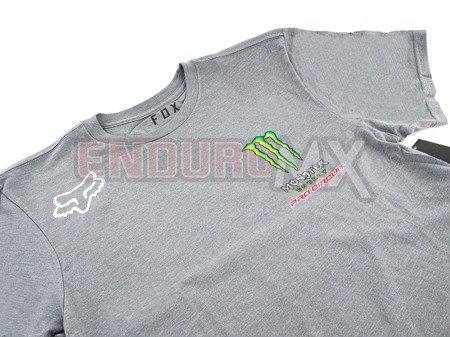 T-shirt FOX MONSTER Pro Circuit szara