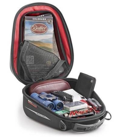Tankbag torba na bak GIVI  tanklock  ST611  6L