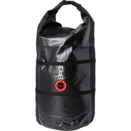 Torba Qbag Rollbag black 65L