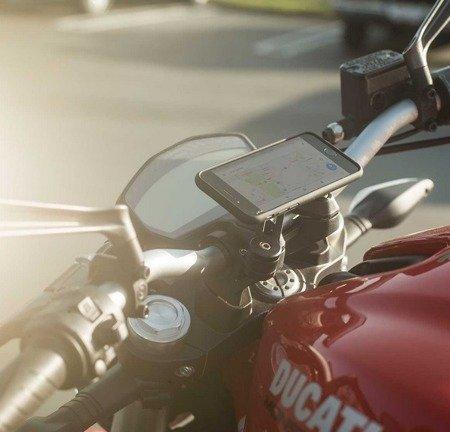 Uchwyt na kierownicę SP CONNECT Moto Mount Pro