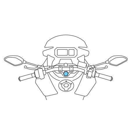 Uchwyt w główkę ramy LAMPA w systemie Opti-Line DUO LOCK