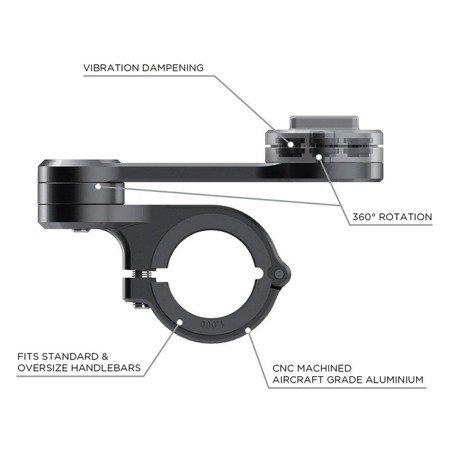 Uniwersalny uchwyt na telefon smartphone - zestaw SP CONNECT Moto Bundle Universal