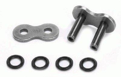 Zapinka łańcucha DID 520VX2 zakuwka - nit drążony